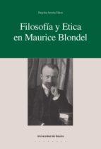 FILOSOFÍA Y ÉTICA EN MAURICE BONDUEL (EBOOK)