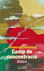 CAMP DE CONCENTRACIÓ