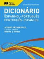 DICIONARIO ESPANHOL-PORTUGUES/PORTUGUES-ESPAÑOL