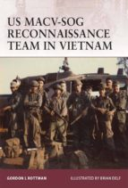 US MACV-SOG Reconnaissance Team in Vietnam (Warrior)