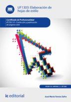 Elaboración De Hojas De Estilo. IFCD0110