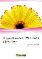 HTML5, CSS3 Y JAVASCRIPT (EBOOK)