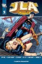 JLA Nº5/10 (DC Cómics)