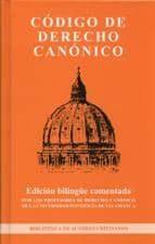 Codigo de derecho canonico (ed. bilingue)