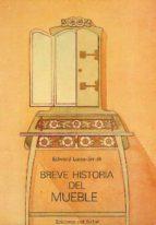 BREVE HISTORIA DEL MUEBLE