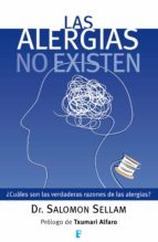 LAS ALERGIAS NO EXISTEN (EBOOK)