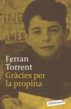 Gràcies per la propina: Premi Sant Jordi 1994 (LB)