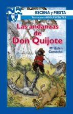 Las andanzas de Don Quijote (Escena y fiesta)