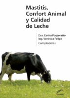 MASTITIS, CONFORT ANIMAL Y CALIDAD DE LECHE (EBOOK)