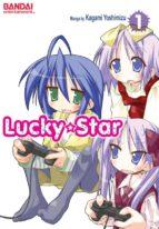 Lucky Star Manga Volume 1 (Lucky Star (Bandai))