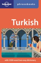 TURKISH PHRASEBOOK (4TH ED.) (LONELY PLANET)