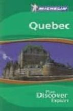 Michelin Quebec (Michelin Green Guides)