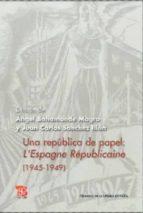 Republica de papel, una: l