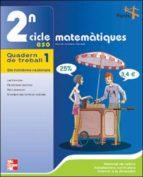MATEMATIQUES 1 (2º CICLE): QUADERN DE TREBALL