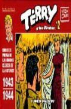 Biblioteca Grandes del Comic: Terry y los piratas nº 12 (Cómics Clásicos)