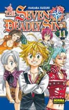 The Seven Deadly Sins 11