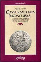 CONVERSACIONES INCONCLUSAS