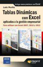 TABLAS DINÁMICAS CON EXCEL APLICADAS A LA GESTIÓN EMPRESARIAL (EBOOK)