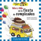 Yellow Van. Max y Mía en la fiesta de cumpleaños