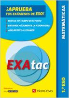 EXATAC 1º ESO: MATEMATICAS