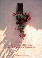 ESTUDIOS DE HISTORIA DE LA EDUCACION ANDALUZA