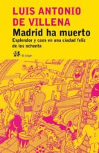 MADRID HA MUERTO. (EBOOK)