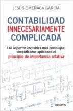 CONTABILIDAD INNECESARIAMENTE COMPLICADA (EBOOK)