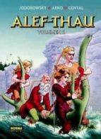 ALEF-THAU 02 (Integral) (CÓMIC EUROPEO)