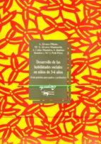 DESARROLLO DE LAS HABILIDADES SOCIALES EN NIÑOS DE 3-6 AÑOS