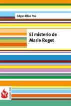 El misterio de Marie Roget: (low cost). Edición limitada (Ediciones Fénix)