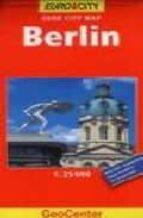 BERLIN (EURO CITY MAP) (1:15000)