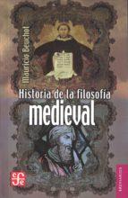 Historia de la filosofía medieval (Brevarios del Fondo de Cultura Economica)