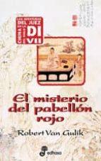 El misterio del pabellón rojo (VI) (Series)