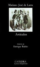 Artículos: Articulos (Letras Hispánicas)