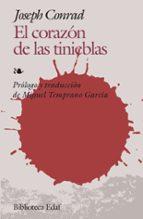El Corazon De Las Tinieblas: 288 (Biblioteca Edaf)
