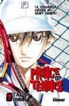 The prince of tennis 7 (Shonen Manga)