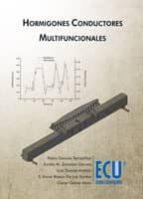 HORMIGONES CONDUCTORES MULTIFUNCIONALES (EBOOK)
