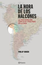 LA HORA DE LOS HALCONES (EBOOK)