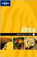 Africa. Healthy travel. Ediz. inglese