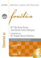 FONÉTICA. NIVEL ELEMENTAL (EBOOK)