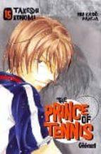 The prince of tennis 15 (Shonen Manga)