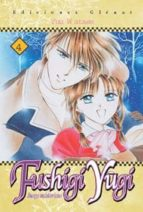 Fushigi Yûgi 4: Juego misterioso (Shojo Manga)