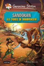 Sandokan. Els tigres de Mompracem: Clàssics (GERONIMO STILTON)