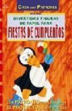 DIVERTIDAS FIGURAS DE PAPEL PARA FIESTAS DE CUMPLEAÑOS