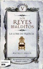 LA LOBA DE FRANCIA: LOS REYES MALDITOS V (BEST SELLER ZETA BOLSILLO)