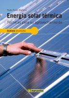 ENERGIA SOLAR TÉRMICA (EBOOK)