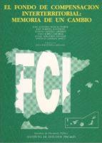 FONDO DE COMPENSACION INTERTERRITORIAL, EL