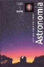 Astronomia: Guía del cielo nocturno