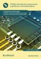 Montaje de componentes y periféricos microinformáticos. IFCT0108