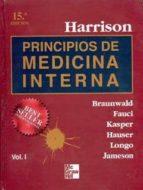 HARRISON: PRINCIPIOS DE MEDICINA INTERNA (VOL. I)(15ª ED.)
